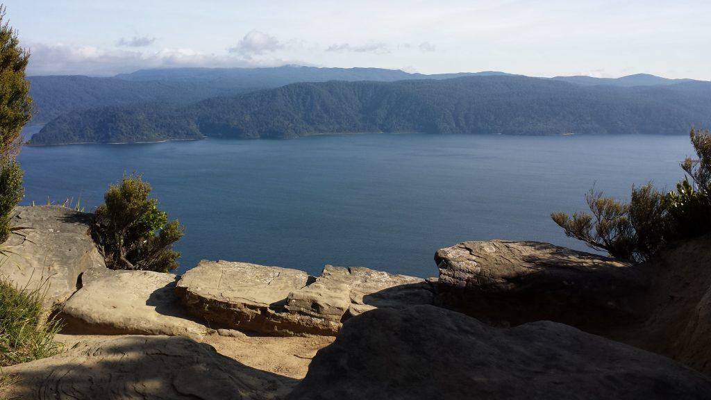 Bald Knob - Lake Waikaremoana