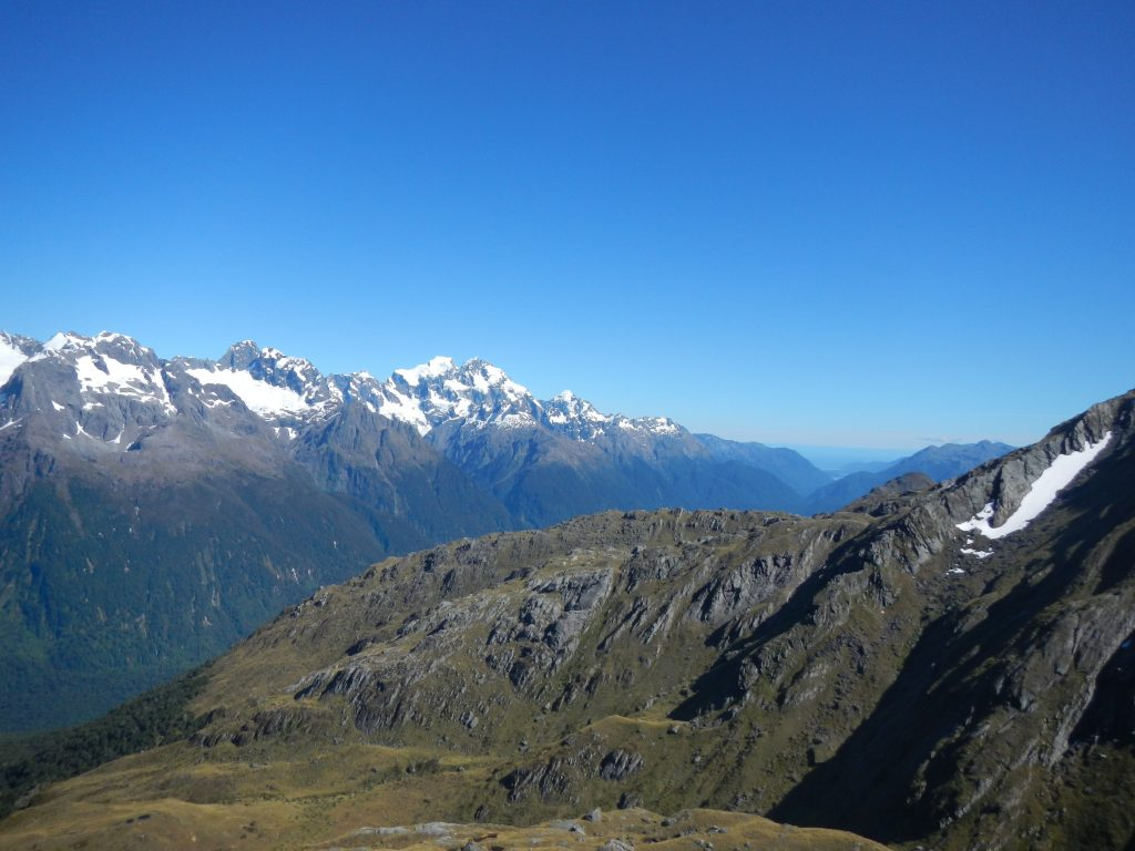 Conical Hill - Routeburn Track