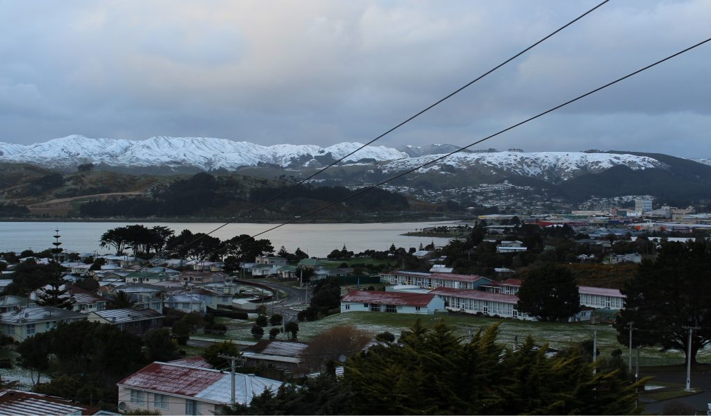 Titahi Bay Snow