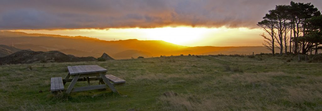 Mt Kaukau Sunset